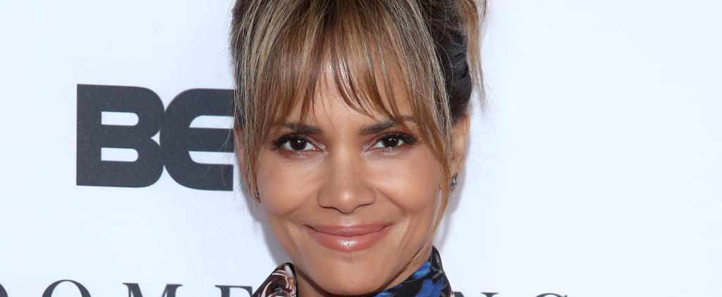 Halle Berry's No-Equipment Ab Workout