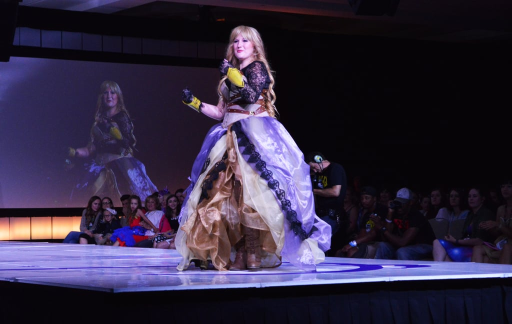 """Yang Xiao Long; From Ballroom to Battle"" by Carina Laviolette"