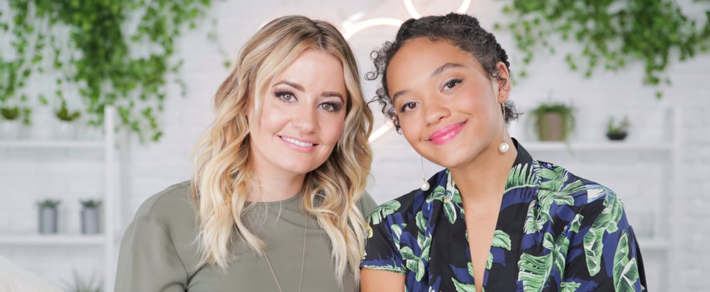 "Kiersey Clemons Wants You to Know Self-Confidence Doesn't Mean ""Looking Perfect"" Every Day"