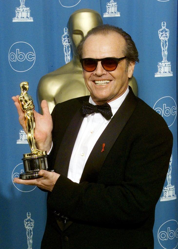 Pictured: Jack Nicholson