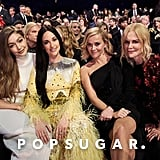 Gigi Hadid, Kacey Musgraves, Reese Witherspoon, and Nicole Kidman at the 2019 CMA Awards