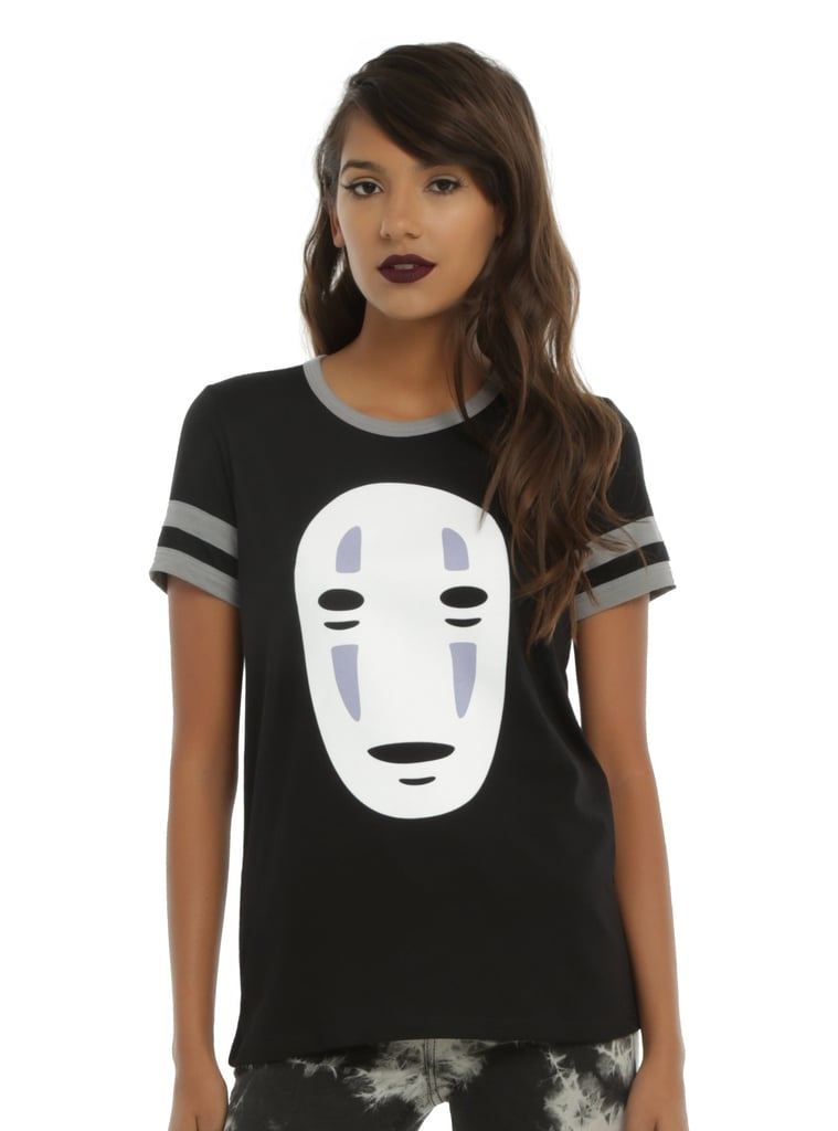 Spirited Away No-Face Athletic T-Shirt ($23-$26, originally $27-$31)