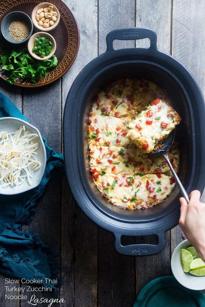 Thai Zucchini Lasagna
