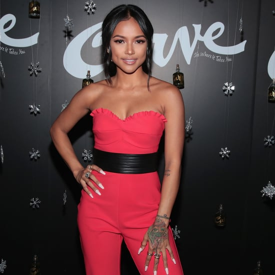 Karrueche Tran Beauty Interview January 2018