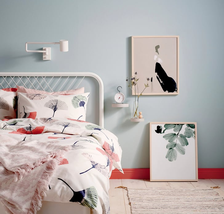 45 Ikea Bedrooms That Turn This Into Your Favorite Room Of: Tovsippa Duvet Cover And Pillowcase Set
