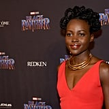 Lupita Nyong'o's Looped Up 'Do in 2018