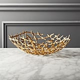 Evil Queen: Drizzle Decorative Brass Bowl
