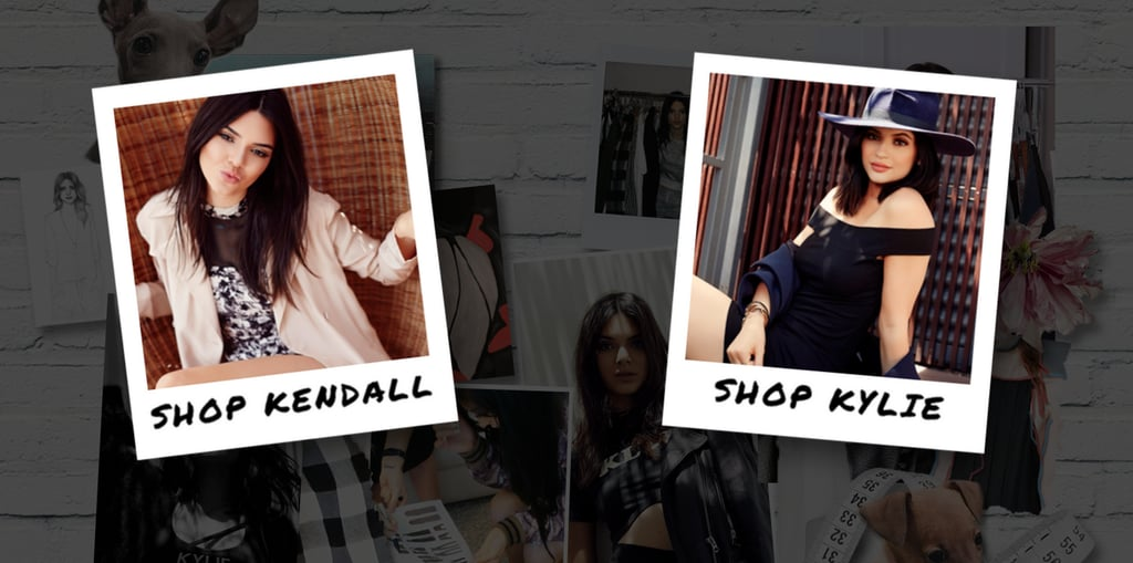Kendall and Kylie Jenner Clothing Line