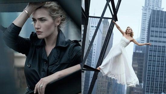 Photos of Kate Winslet From Harper's Bazaar