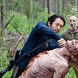 Glenn Sees Photos of Bashed-In Heads at the Saviors' Compound