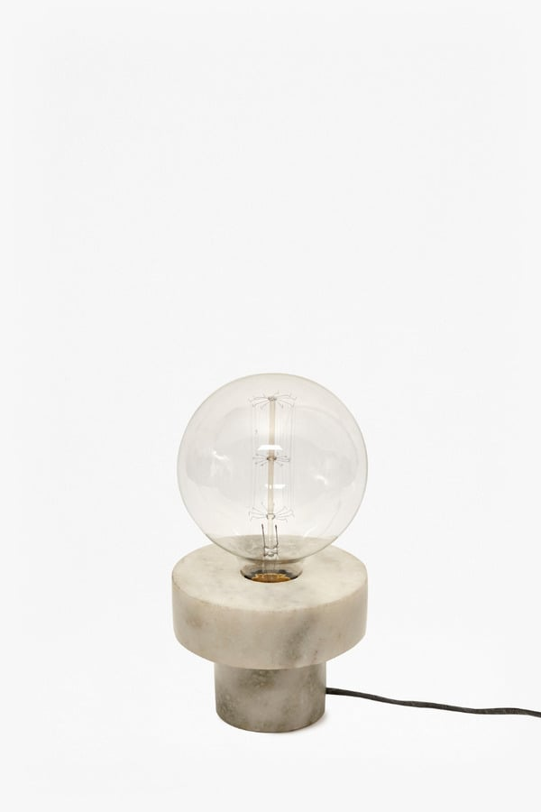 French Connection Marble Table Light