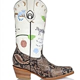 Brother Vellies Moonphase Doodle Boot