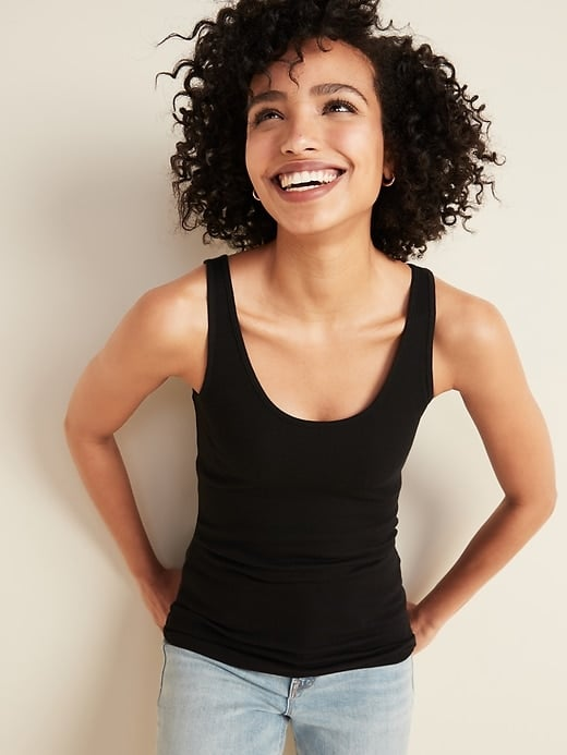 Old Navy First-Layer Slim-Fit Rib-Knit Tank Top