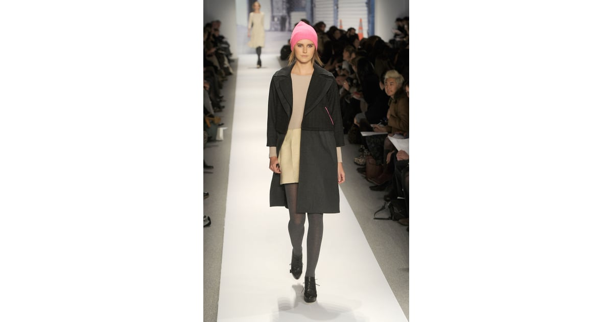 Fall 2011 New York Fashion Week Tibi Popsugar Fashion