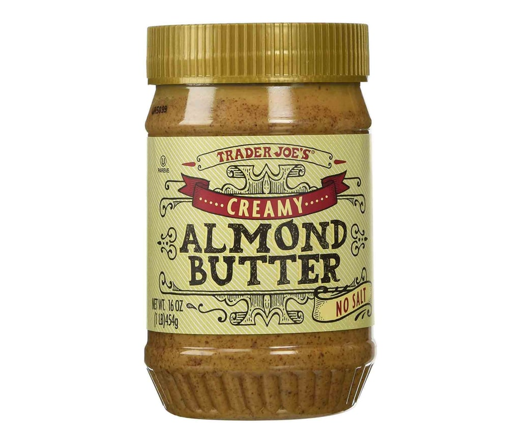 Creamy No-Salt Almond Butter