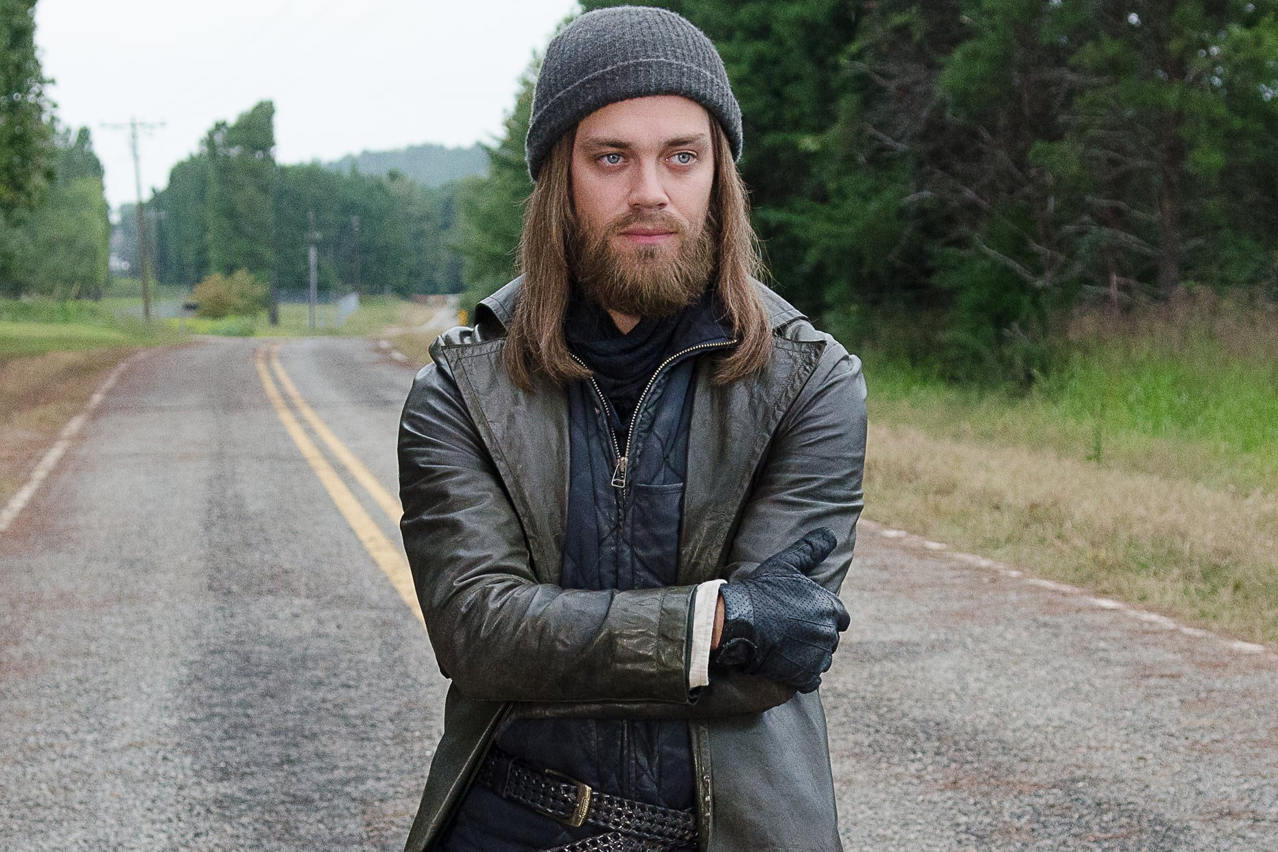 is jesus on the walking dead popsugar entertainment