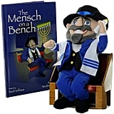 Having a Mensch on a Bench