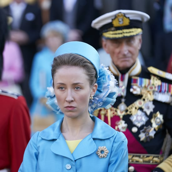 Princess Anne and Camilla's Love Triangle From The Crown