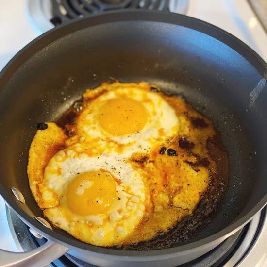 TikTok's Chili Oil Eggs Recipe With Photos