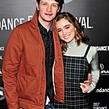 Haley Lu Richardson and Brett Dier Pictures