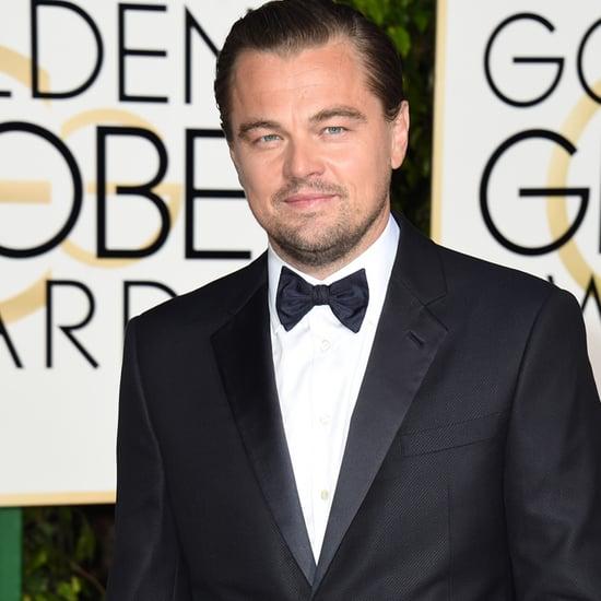 Leonardo DiCaprio's Speech at the Golden Globes 2016