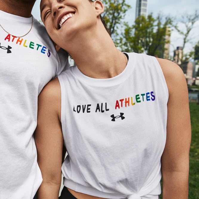"""Under Armour's 2021 Pride Collection """"United We Win"""" Is Here"""
