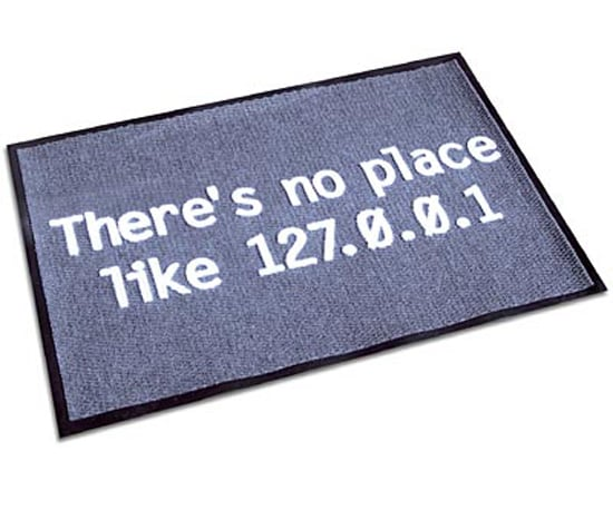 There's No Place Like . . .