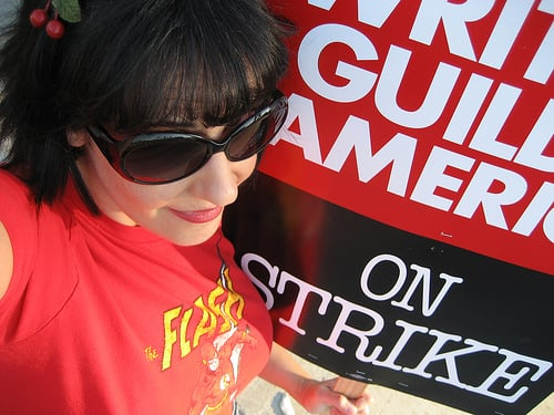 Interview: TV Writer Nina Bargiel Talks About Life on Strike