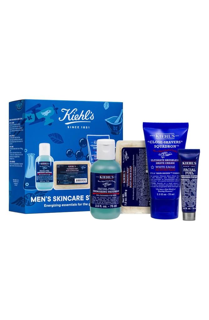 Kiehl's Since 1851 Men's Skin Care Starter Kit