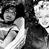 Jackie or Marilyn? On season two of Mad Men, the gang at Sterling Cooper decide that women fall into two camps: Jackies and Marilyns. These two women are supposed to represent two opposite ends of the spectrum because they shared little besides John F. Kennedy himself. One is brunette, the other a platinum blonde. One has a demure look, the other oozes sensuality. It's your classic, and simply sexist, Madonna/Whore dichotomy.