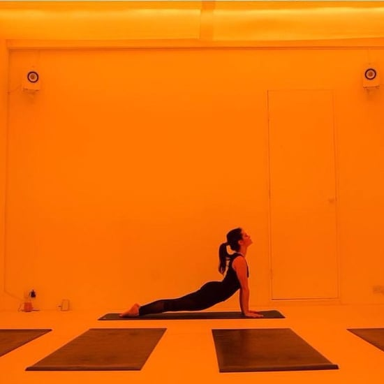 What is Colour Therapy Yoga ChromaYoga Review