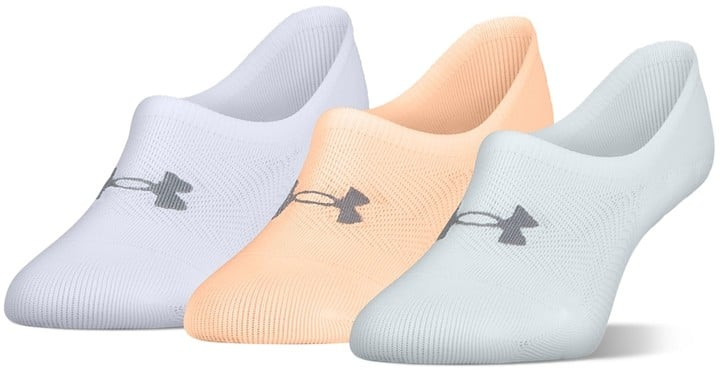 53de5102d Under Armour Women s 3 Pack Essential Ultra Low-Cut Liner Socks ...