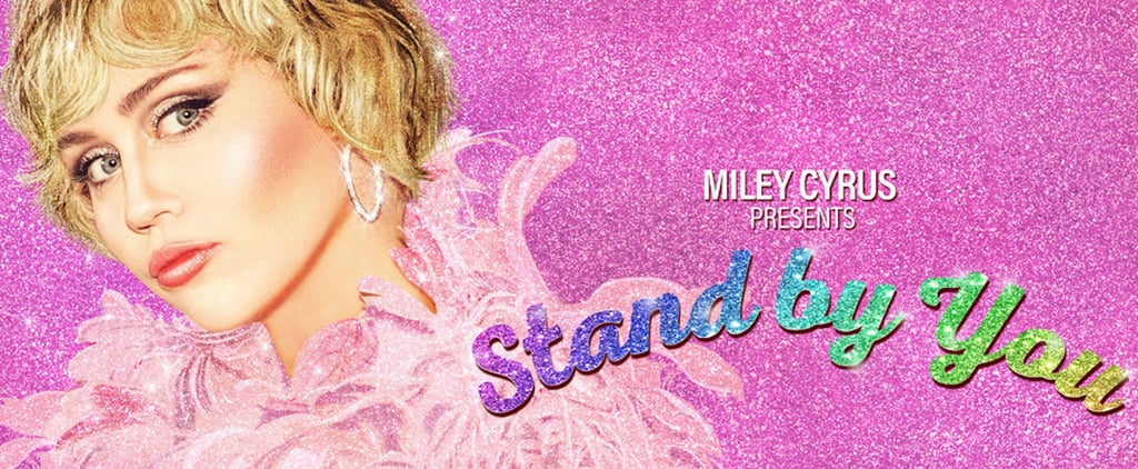 Miley Cyrus Wears Gucci For Her Pride Special Stand by You
