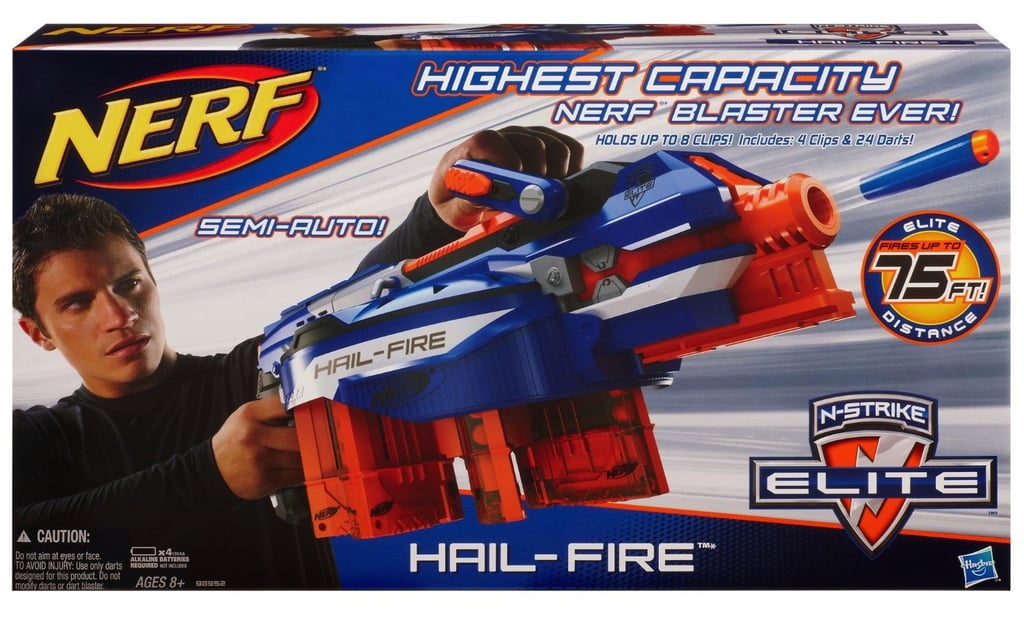 Will You Be Buying Nerf N-Strike Elite Hail-Fire?