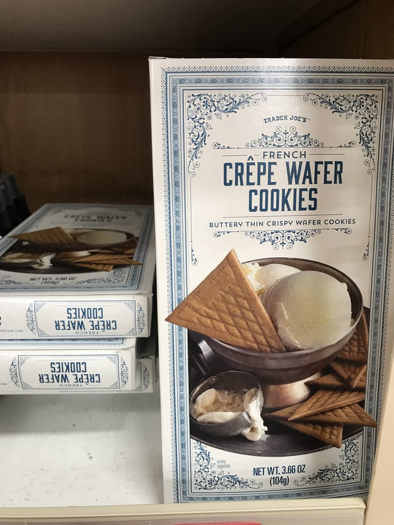 Trader Joe's Crepe Wafer Cookies ($2)