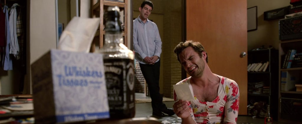 Roommate Problems on New Girl (Video)