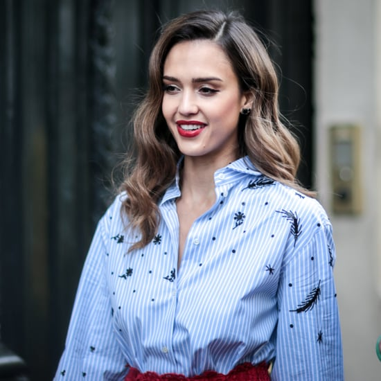 Jessica Alba's Travel Skin Care Tips