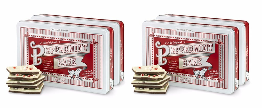 Williams Sonoma's Peppermint Bark Is Back! Get to Know the Iconic Holiday Staple