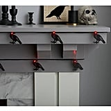Hyde and Eek! Boutique LED Halloween Metal Raven Lights