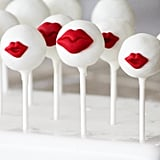 Plump Kissable Lip Cake Pops