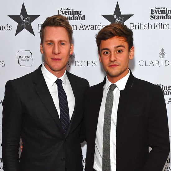 Tom Daley Is Married 2017