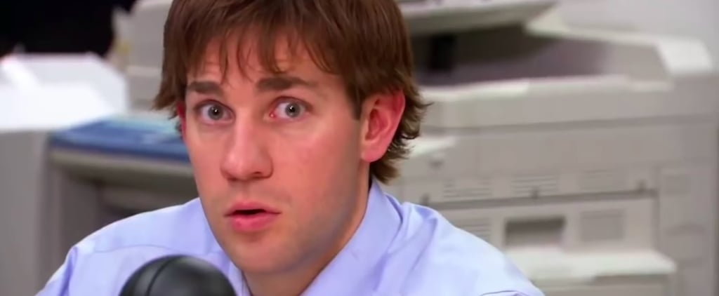 Jim Halpert Looking at the Camera on The Office | Video