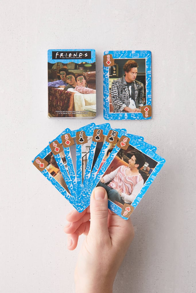 Friends Playing Card Deck