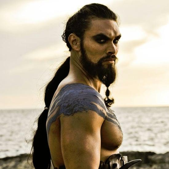 Hot Khal Drogo GIFs