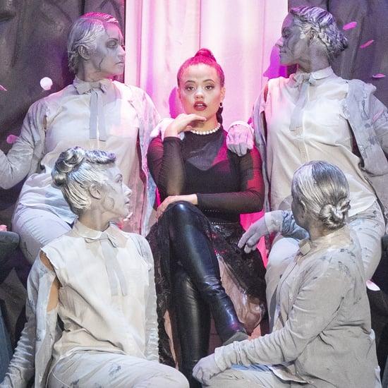 "Sarah Jeffery Performs ""Queen of Mean"" Remix Video"