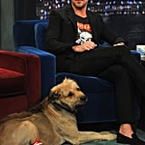 Ryan Gosling Brings His Best Friend to Chat Bad Advice, Playing a Lothario on Fallon