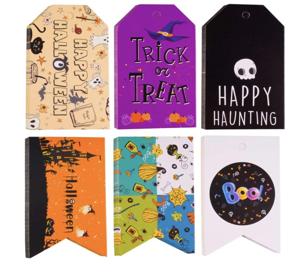 Spooky Tags