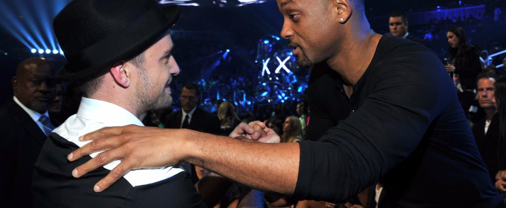 Justin Timberlake Welcomed Will Smith to Instagram, and His Response Is the BEST