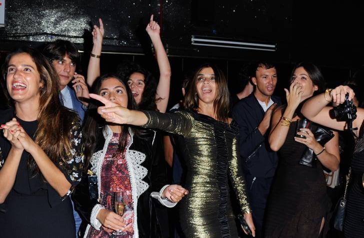Barneys New York Celebrates Carine Roitfeld