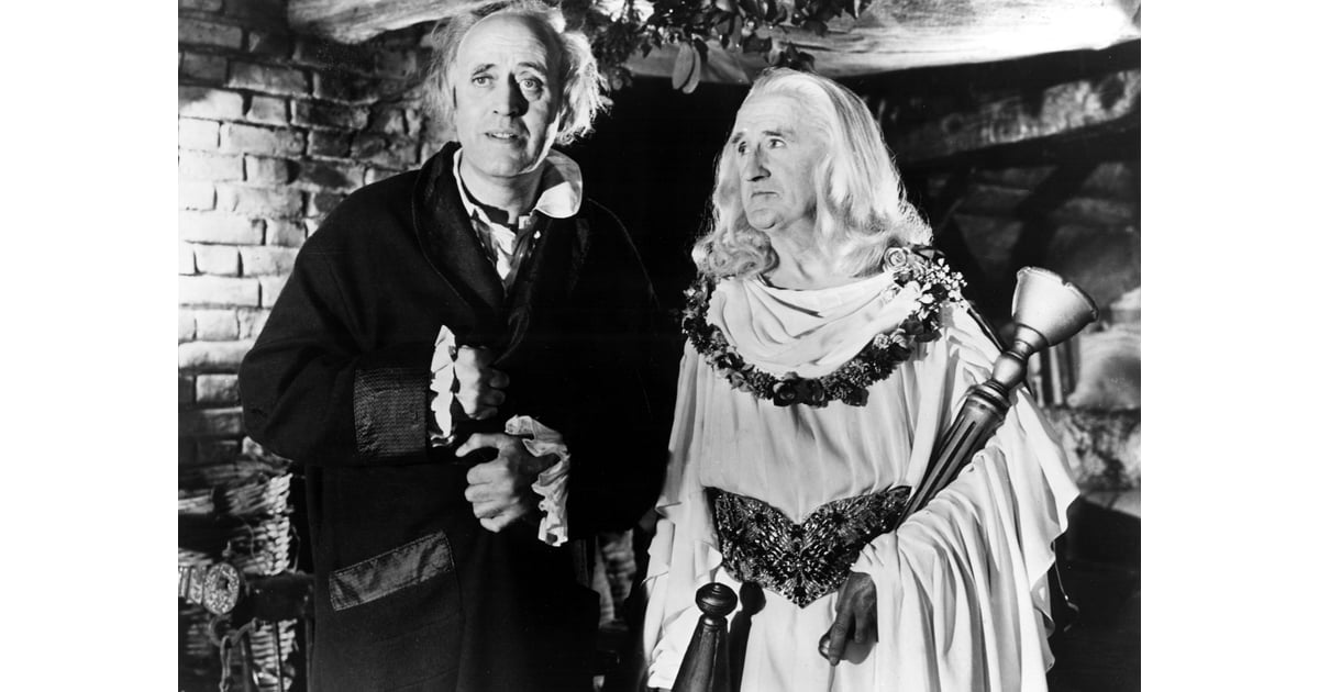 A Christmas Carol (1951)   The Best Christmas Movies of All Time Ranking   POPSUGAR ...